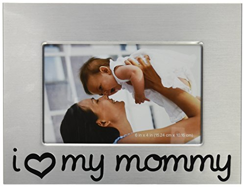 "Stepping Stones ""I Love Mommy"" 4"" X 6"" Frame"