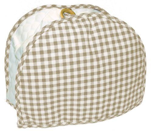 Gingham Appliance Cover 4 Slice Toaster By Miles Kimball front-611912