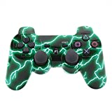 YANX PS3 Controller Remote Wireless Double Shock Gamepad for Playstation 3 (Lightning)