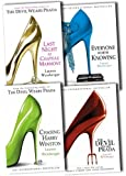 Lauren Weisberger Lauren Weisberger 4 Books Set The Devil Wears Prada Collection Pack RRP: £31.96 (Last Night At Chateau Marmont, Chasing Harry Winston, Everyone Worth Knowing, The Devil Wears Prada)