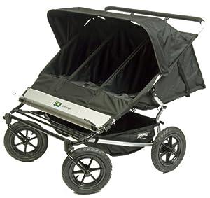 Amazon.com : Mountain Buggy Urban Triple Stroller - Black
