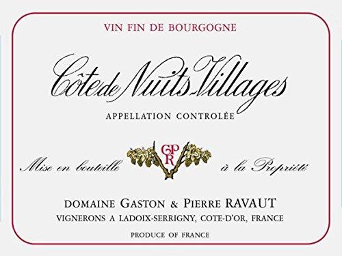 2010 Domaine Ravaut: Cote De Nuits Villages 750 Ml