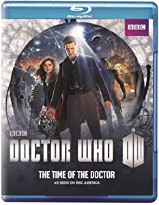 Doctor Who: The Time of the Doctor (Blu-ray) from BBC Warner