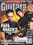 img - for Guitar One Magazine (August 2002) (More Rock, Less Rap - Papa Roach's Brand New Bag) book / textbook / text book