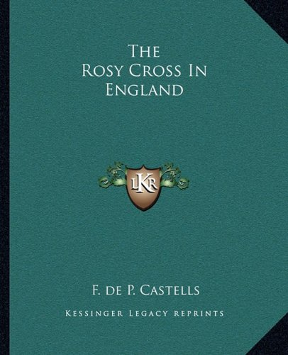The Rosy Cross in England