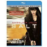 Salt (Deluxe Unrated Edition) [Blu-ray] ~ Angelina Jolie