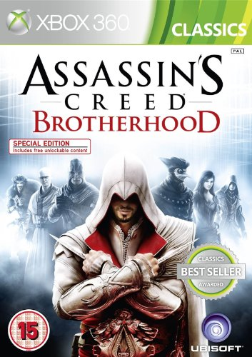 Assassins Creed Brotherhood (XBOX 360)