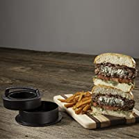 Cuisinart CSBP-100 3-in-1 Stuffed Burger Press by The Fulham Group