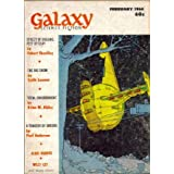 Galaxy Magazine, February 1968 (Vol. 26, No. 3)