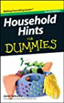 Household Hints For Dummies�, Pocket...