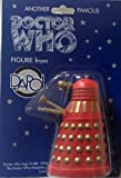 Gold and Red dapol Dalek (Doctor Who) action figure