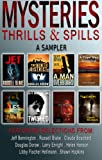 img - for Mysteries Thrills & Spills : A Sampler book / textbook / text book