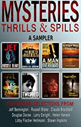 Mysteries Thrills & Spills : A Sampler