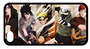 Accurate Store Japanese manga series Naruto Iphone 4,4S TPU Case Cover