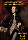 img - for A Biography of Warren Hastings book / textbook / text book
