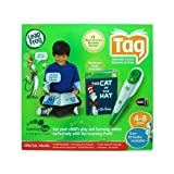 リープフロッグ TAG タグ リーディングシステム グリーン   Leap Frog TAG Reading System GREEN