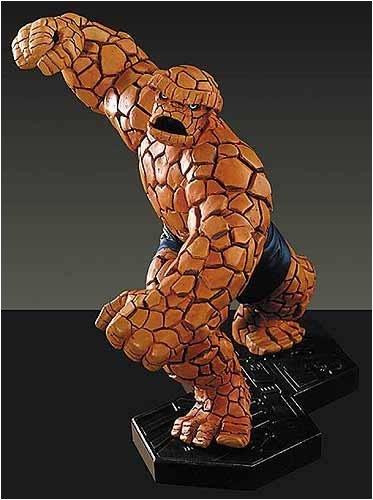 Picture of Bowen Thing (Fantastic Four) Mini Statue Bowen Designs! Figure (B001GN3MF0) (Fantastic Four Action Figures)