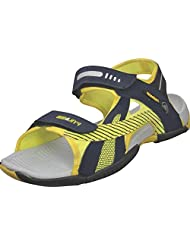 Rupani Men's Rubber Floater Sandals