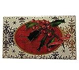 Saponificio Artigianale Fiorentino Larte Della Qualitia Soap (Gold And White Holly And Berries)