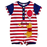 Disney Baby's Coverall Pooh Print Size 80