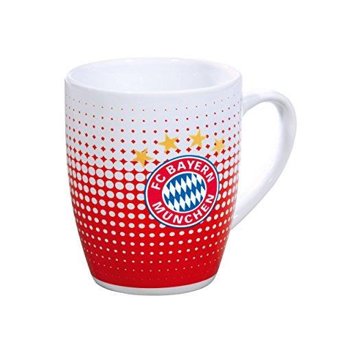 """FC Bayern München Tasse """"Punkte"""""""