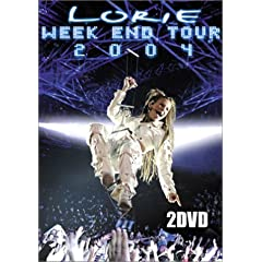 Lorie : Week End Tour - Édition Collector 2 DVD