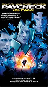 Paycheck [VHS]