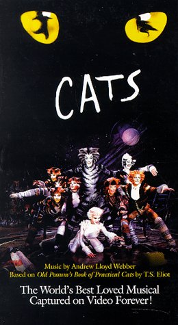 Cats [VHS]