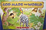 God Made the World : A Personalized Pop-Up Storybook