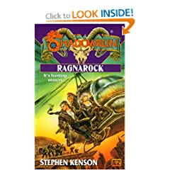 Ragnarock (Shadowrun 38) by Stephen Kenson