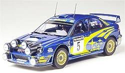 1/24 スポーツカーシリーズ インプレッサWRC2001 グレートブリテン