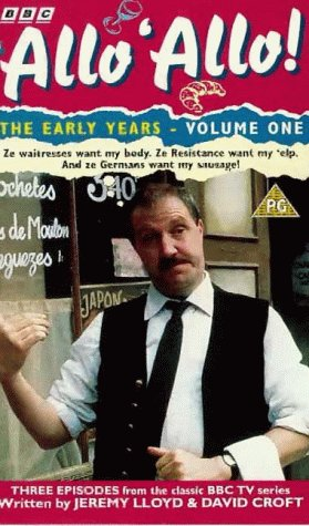 Allo Allo-the Early Years Vol.1 [VHS] [1982]