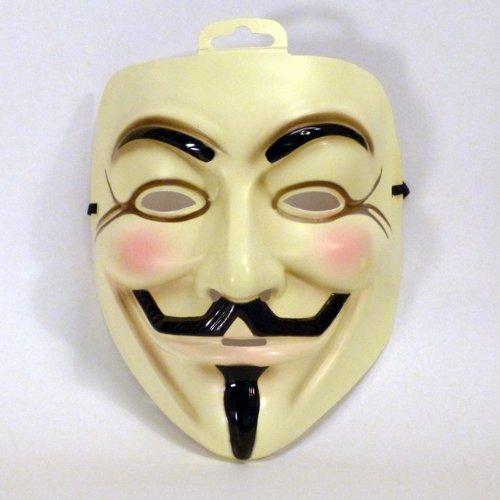 V for Vendetta Mask - Set of 5