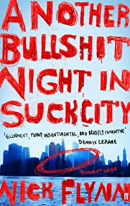 "Cover of ""Another Bullshit Night in Suck ..."