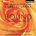Bound: Mastered, 1 Audiobook by Lorelei James Narrated by Rachel Vivette, Luke Daniels