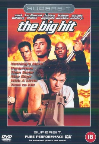 The Big Hit --Superbit [DVD] [1999]