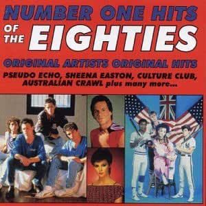 Number One Hits of the 80s