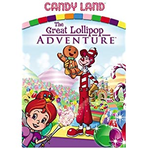 Candy Land the movie!