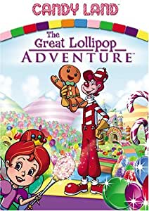 Candy Land: The Great Lollipop Adventure [Import]