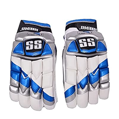 SS Hi-Tech Right Hand Batting Gloves- Mens
