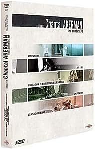 Coffret Chantal Akerman , les années 70 : Hôtel Monterey / Je, tu, il, elle / Jeanne Dielman, ... / News from home / Les Rendez-vous d'Anna