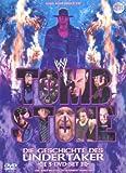 WWE - Tombstone: Die Geschichte des Undertaker (3 DVDs)