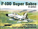 Image of F-100 Super Sabre in action - Aircraft No. 190