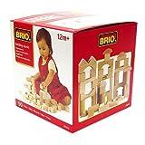 Brio 30153 Toddler classics building blocks uncoloured