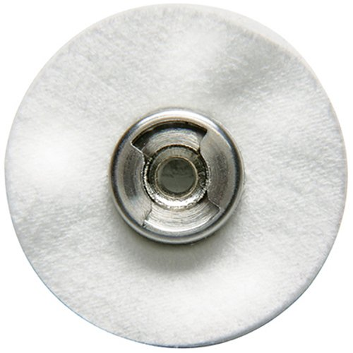 Dremel 423E EZ Lock Cloth Polishing Wheel for Rotary Tools