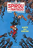 "Afficher ""Spirou et Fantasio n° 51<br /> Alerte aux Zorkons"""