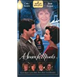 A Season for Miracles - Hallmark Hall Of Fame [VHS] ~ Carla Gugino
