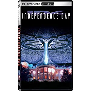 Independence Day [UMD for PSP]