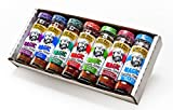 Chef Paul Prudhommes Magic Seasoning Blends ~ Magic 7-Pack, Qty. 7 2-Ounce Bottles