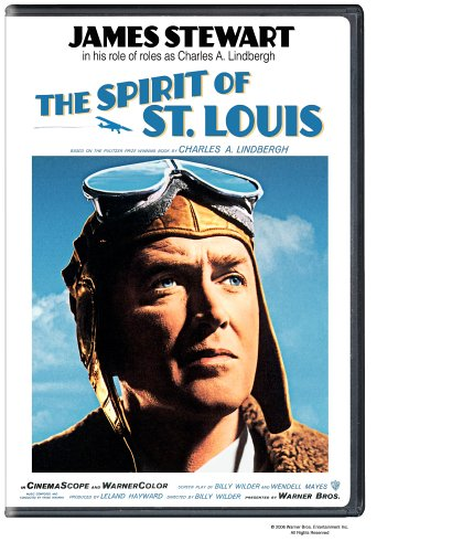 Cover art for  The Spirit of St. Louis
